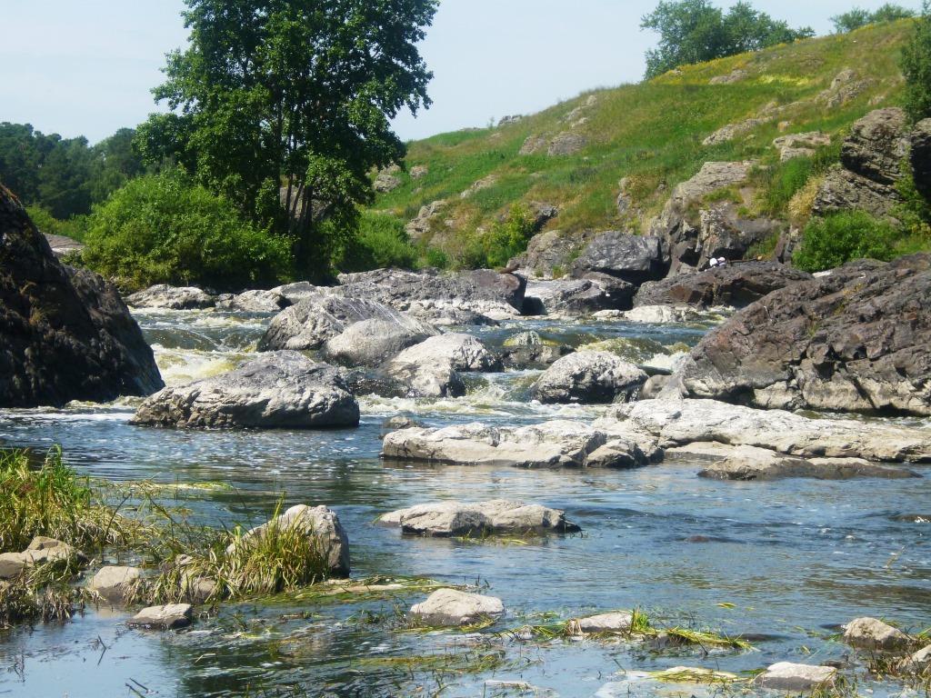 Пороги, река Исеть