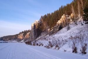Достопримечательности Каменска: скалы Семь Братьев