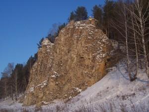 Каменский район, левый берег реки Исеть
